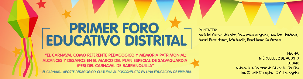BannerForoEducativoCarnaval2017